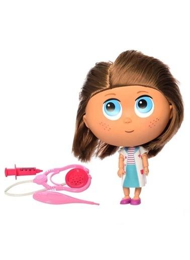 Birlik Oyuncak Birlik Oyuncak Bld287 Doktor Bebek Çocuk Koca Göz Ailesi Oyuncak +3 Yaş Renkli